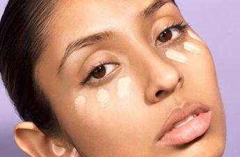 روش درست استفاده از کانسیلر برای پوشش عارضه های صورت