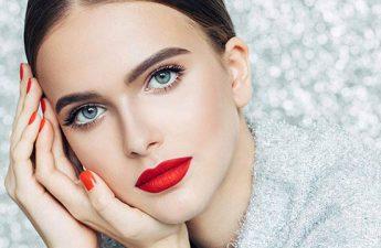 بهترین رنگ رژ لب مناسب زمستان برای انواع پوست