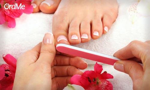 مانیکور و پدیکور Manicure &Pedicure