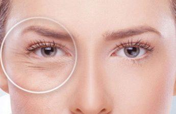 جوان کردن پوست دور چشم با روش های ساده و کاربردی