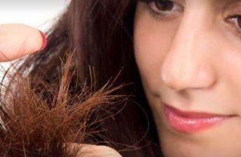 مراقبت از موهای خشک با روش های طبیعی و خانگی