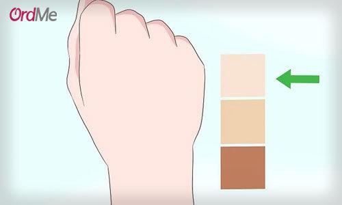 روش تشخیص سرد یا گرم بودن رنگ پوست