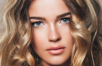 آرایش پلک افتاده   توصیه آرایشگران حرفه ای برای زیباترشدن چشم
