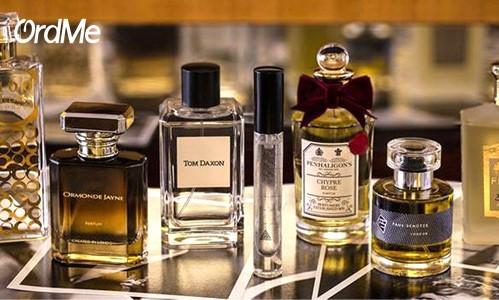 اصطلاحات مربوط به برند عطر