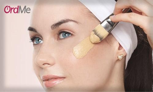 رعایت ترتیب استفاده از مواد زیر سازی آرایش