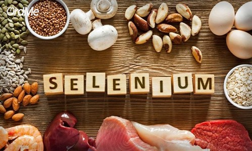سلنیوم یکی از مواد عذایی مفید و ضروری برای پوست سالم
