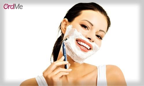 حتماً قبل از اصلاح پوستتان را لایه برداری کنید