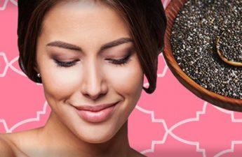 خواص دانه چیا برای پوست و مو چیست؟