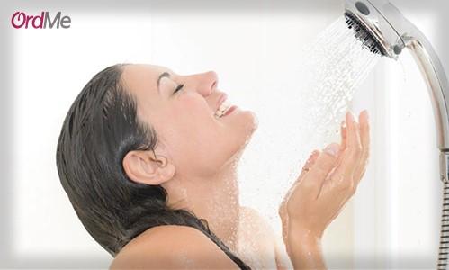 برای مراقبت از پوست بعد از تمرینات ورزشی حتماً حمام کنید