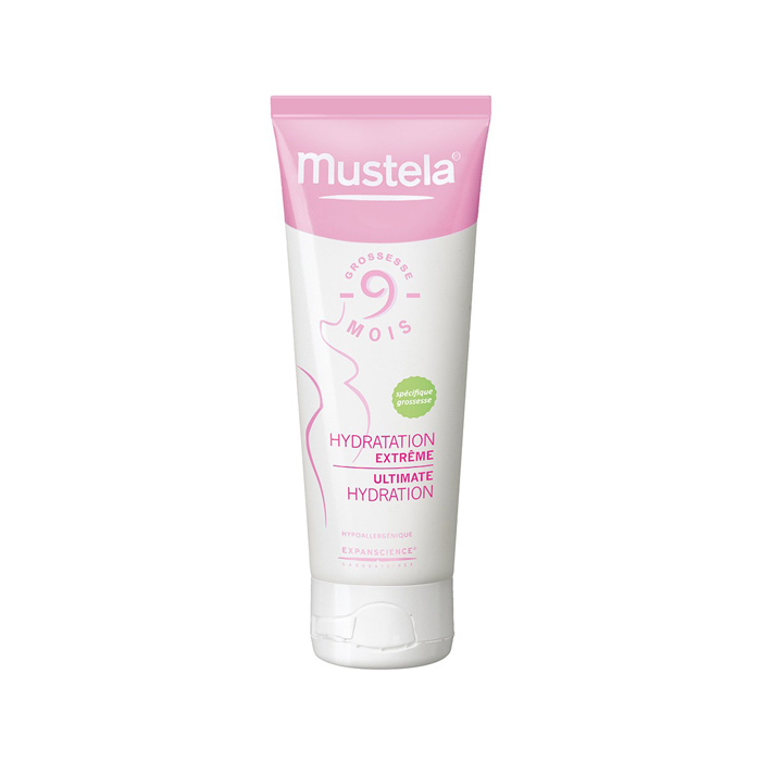 لوسیون مرطوب کننده قوی پوست MUSTELA