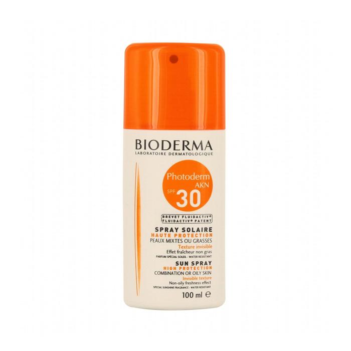 اسپری ضد آفتاب فتودرم آکنه BIODERMA SPF 30