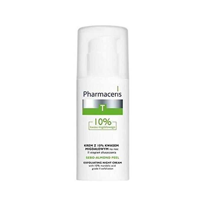 کرم شب لایهبردار ماندلیک اسید ۱۰٪  سبو آلموند پیل Pharmaceris