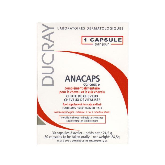 مکمل خوراکی آناکپس DUCRAY