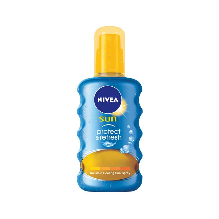 اسپری ضد آفتاب پروتکت اند رفرش NIVEA