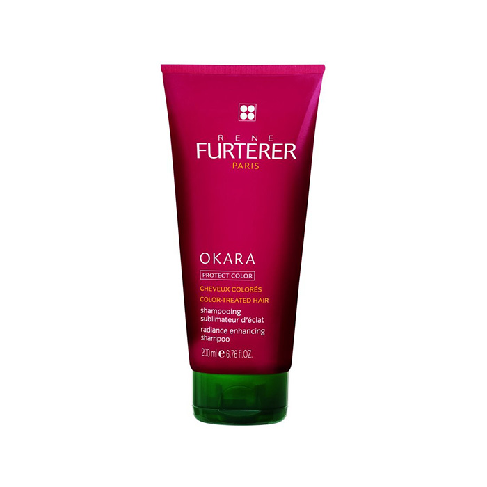 شامپو تثبیت کننده رنگ مو اوکارا پروتکت کالر RENE FURTERER