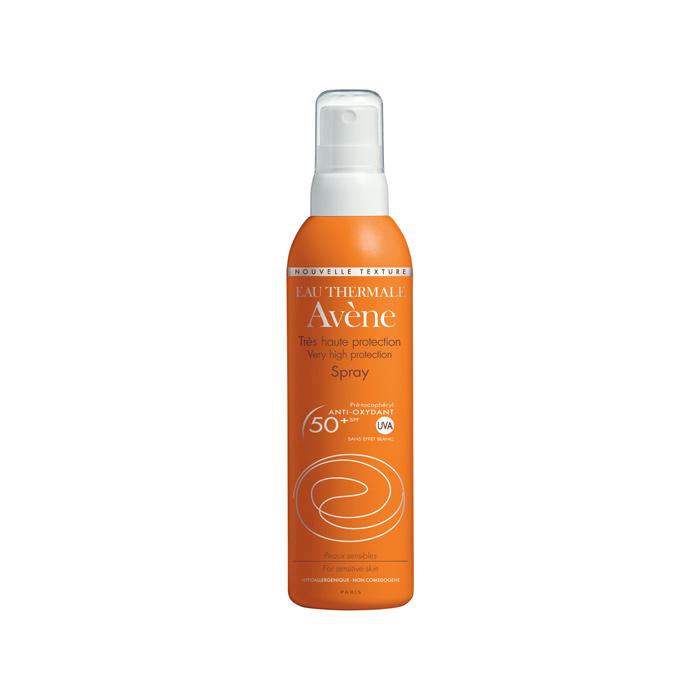 اسپری ضد آفتاب + Avene SPF 50