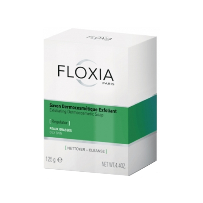 صابون تنظیم کننده چربی پوست Floxia