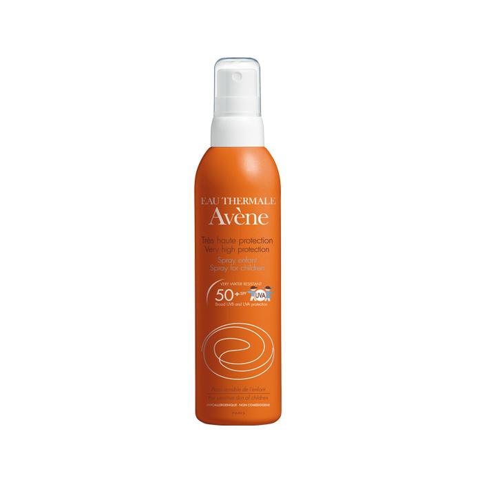 اسپری ضد آفتاب کودک +Avene SPF 50