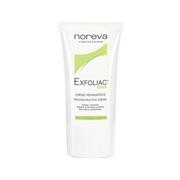 کرم مرطوب کننده قوی فاقد چربی noreva Exfoliac