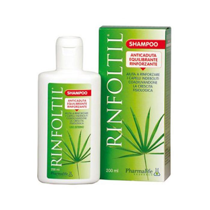 شامپو درمان ریزش مو Rinfoltil