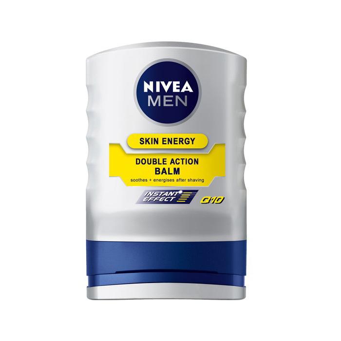 افتر شیو بالم دابل اکشن NIVEA Q10