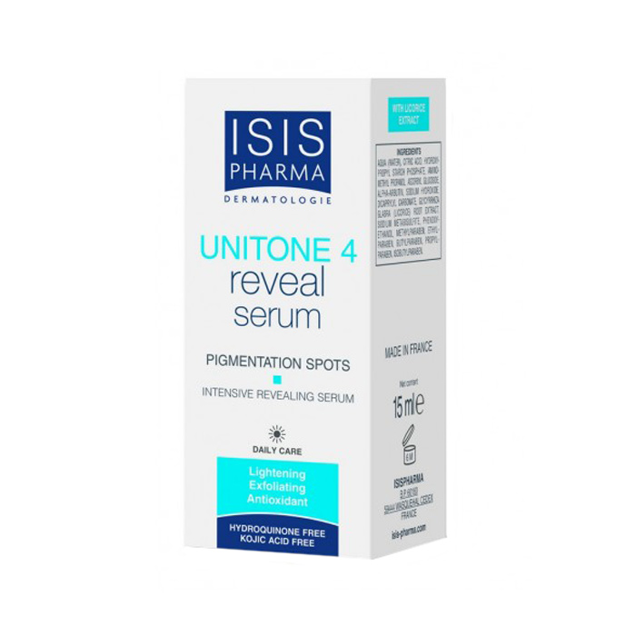 سرم ضد لک یونیتون ISIS pharma 4