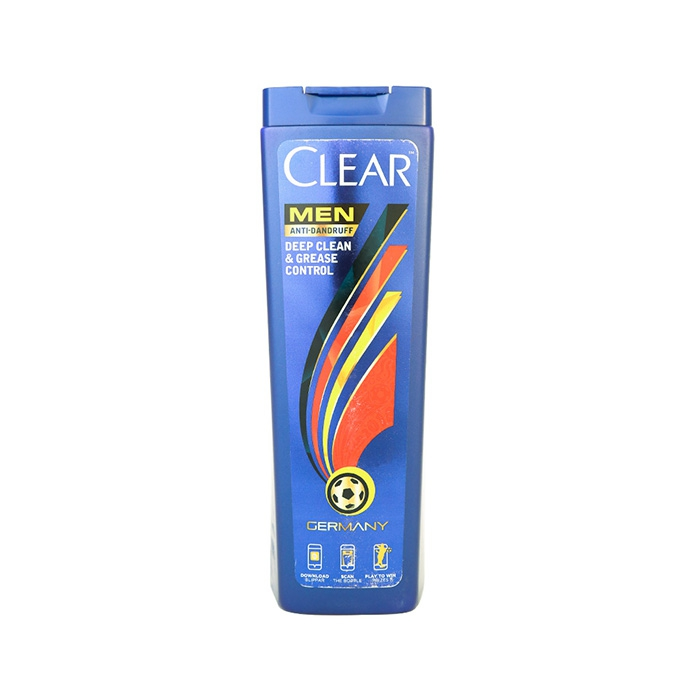 شامپو ضد شوره کنترلکننده چربی Clear