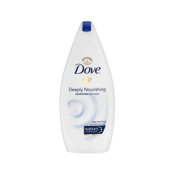 شامپو بدن کرمی مغذی Dove