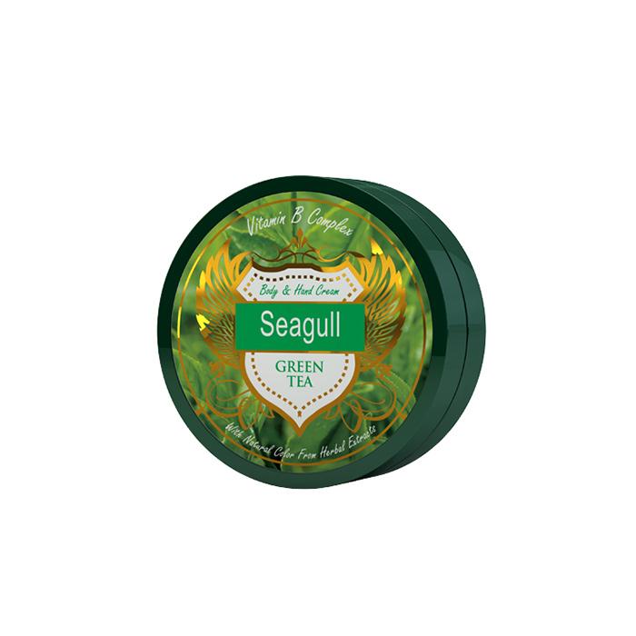 کرم کاسه ای دست و بدن با رایحه چای سبز Seagull