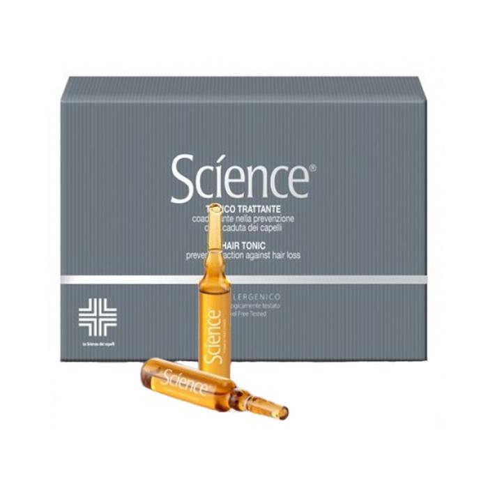 ویال درمان کننده ریزش مو Science