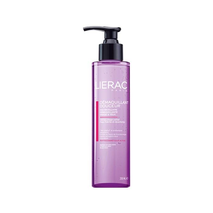 محلول پاک کننده کامل آرایش LIERAC