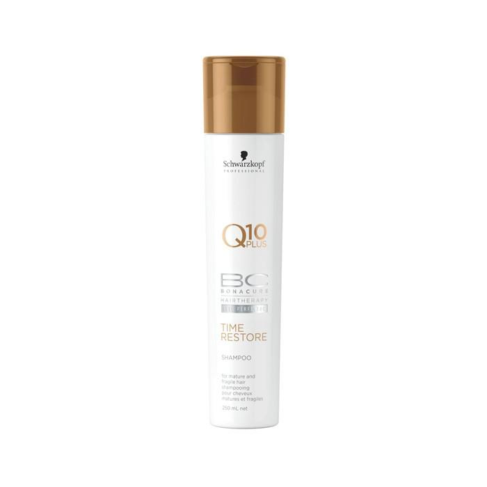 شامپو Q10 تقویتی و ترمیم کننده موهای فرسوده BONACURE