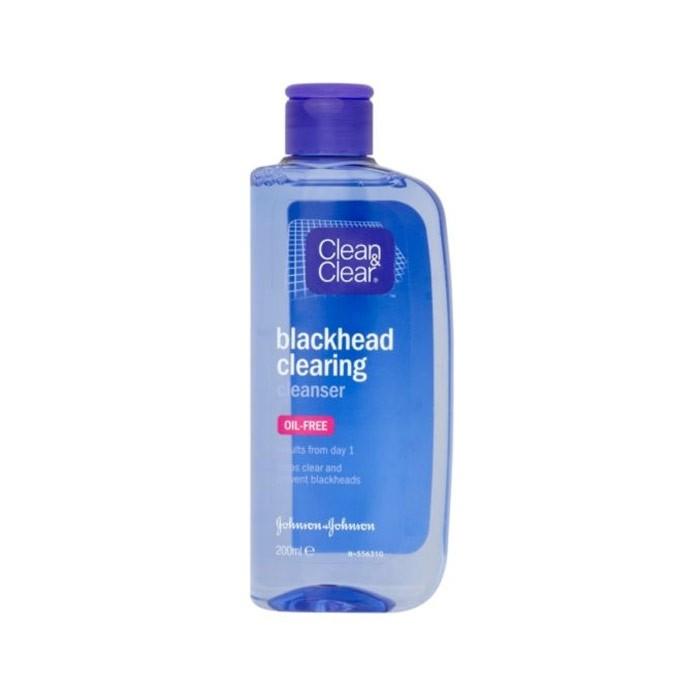 لوسیون روزانه پاک کننده جوش های سر سیاه Clean And Clear