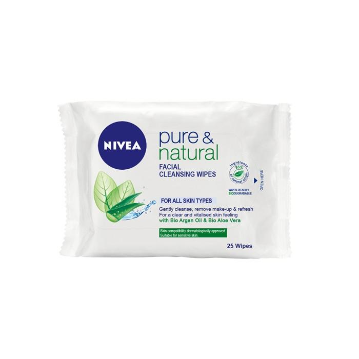 دستمال تمیز کننده NIVEA