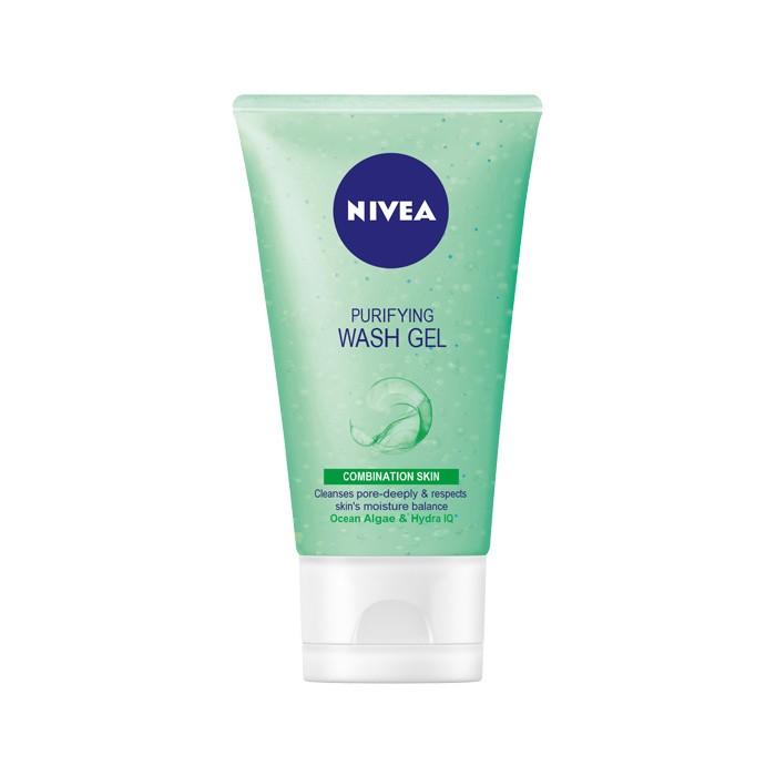ژل شستشو و پاکسازی کننده پوست NIVEA