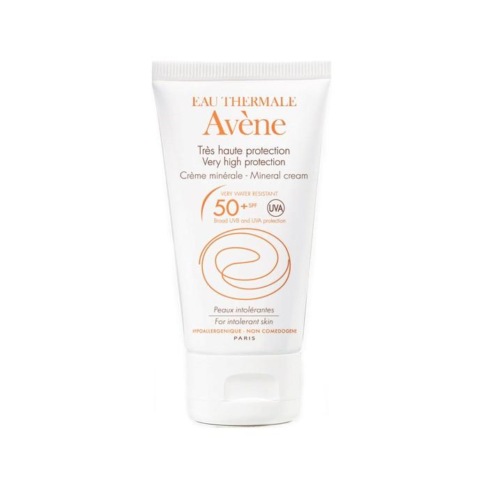 کرم ضد آفتاب مینرال +Avene SPF 50