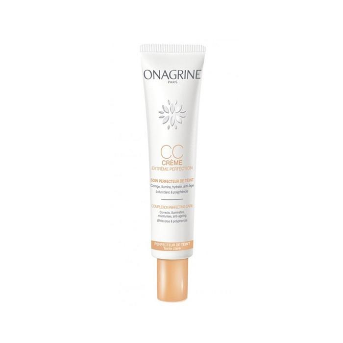 سی سی کرم روشن کننده پوست رنگ بژ Onagrine