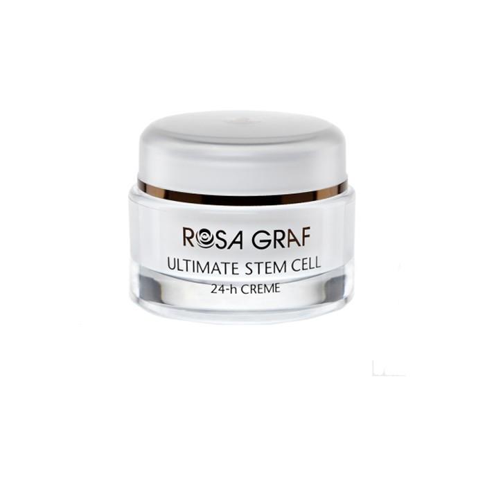 کرم ۲۴ ساعته جوان کننده پوست ROSA GRAF
