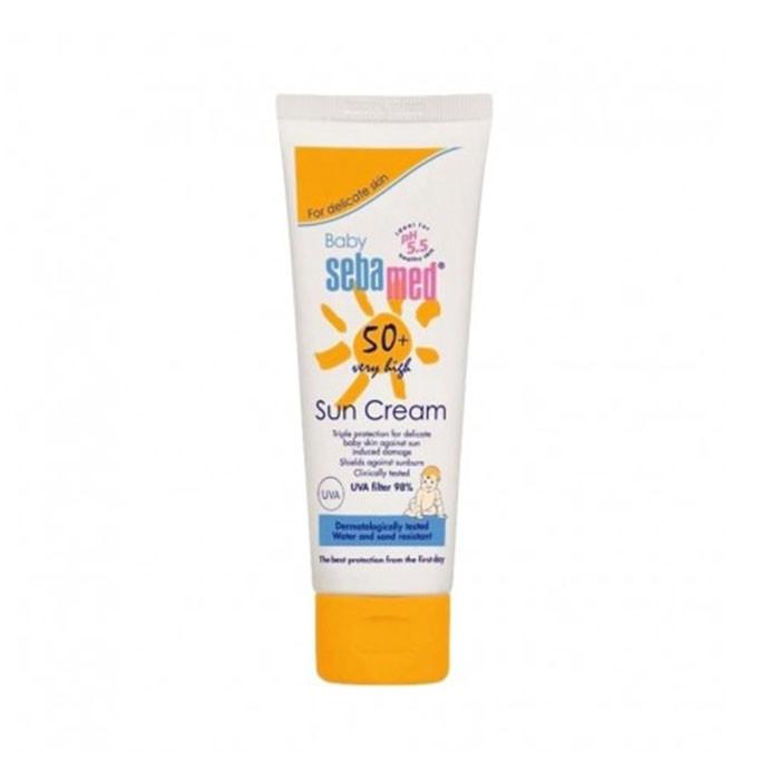 کرم ضد آفتاب کودک Seba med SPF 50