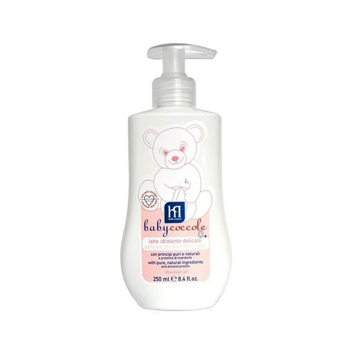 شیر تمیز کننده و مرطوب کننده Baby coccole