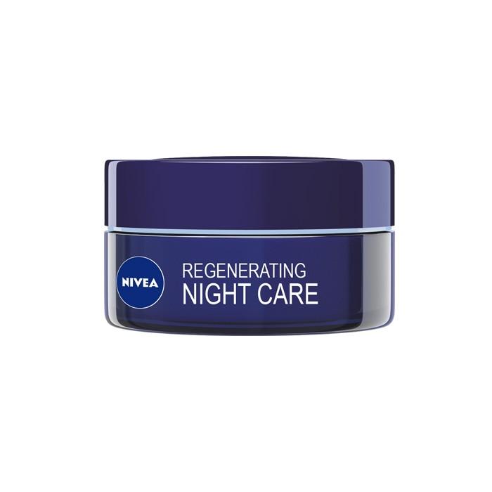 کرم مرطوب و بازسازی کننده شب NIVEA