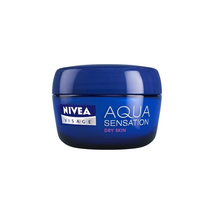 کرم شب مغذی NIVEA Aqua Sensation