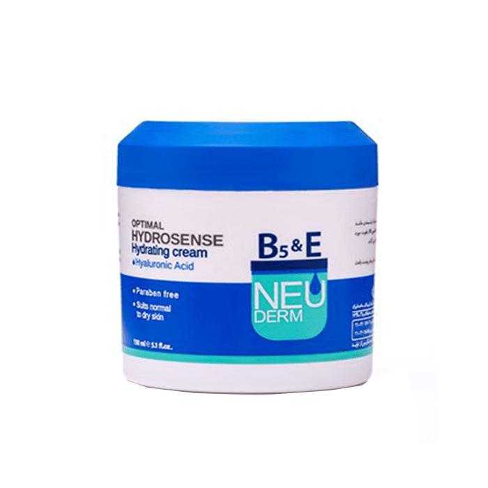 کرم مرطوب کننده اپتیمال هیدروسنس NEUDERM 150ml