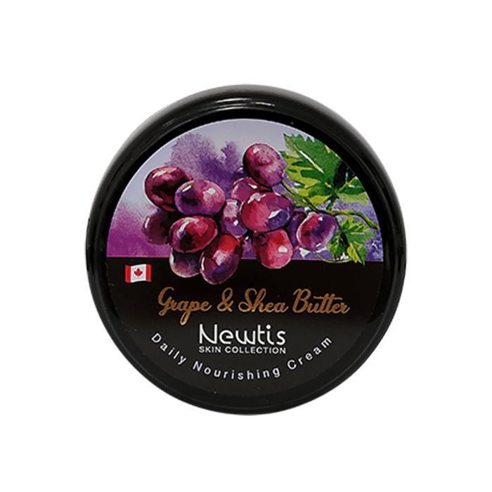 کرم مرطوب کننده انگور و شی باتر Newtis