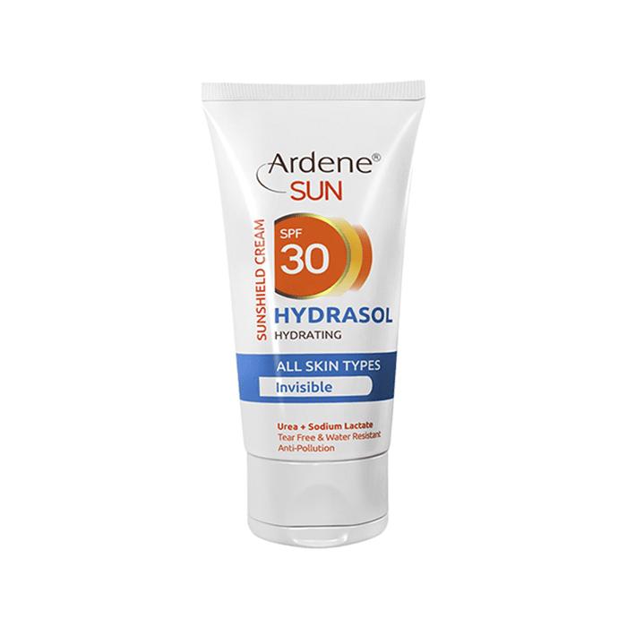 کرم ضد آفتاب مرطوب کننده هیدراسل Arden Sun Spf 30