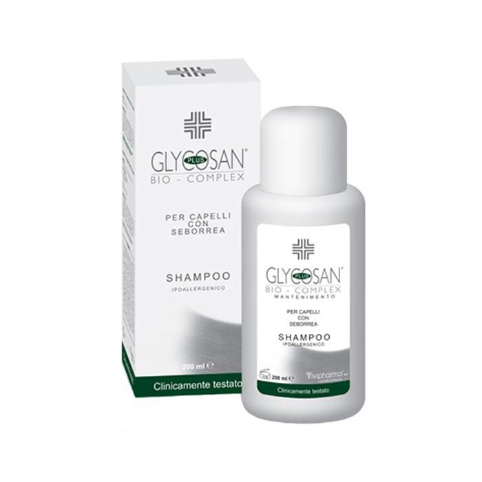 شامپو ضد ریزش مخصوص موهای چرب Glycosan