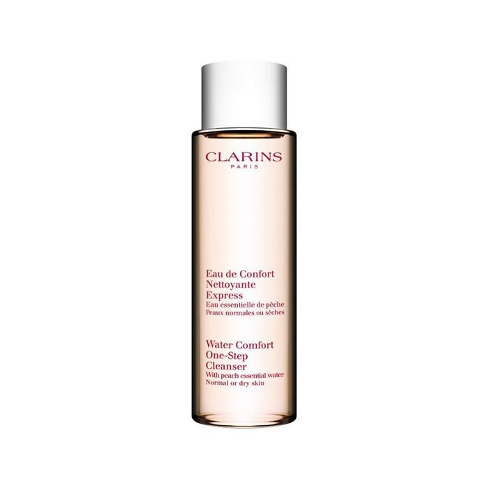 محلول پاک كننده با عصاره هلو Clarins