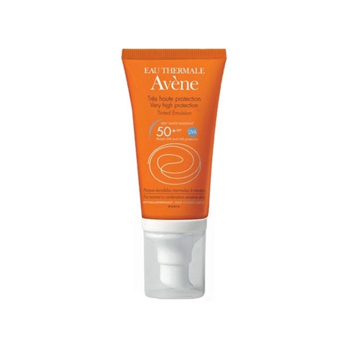 امولسیون ضد آفتاب رنگی   Avene SPF50