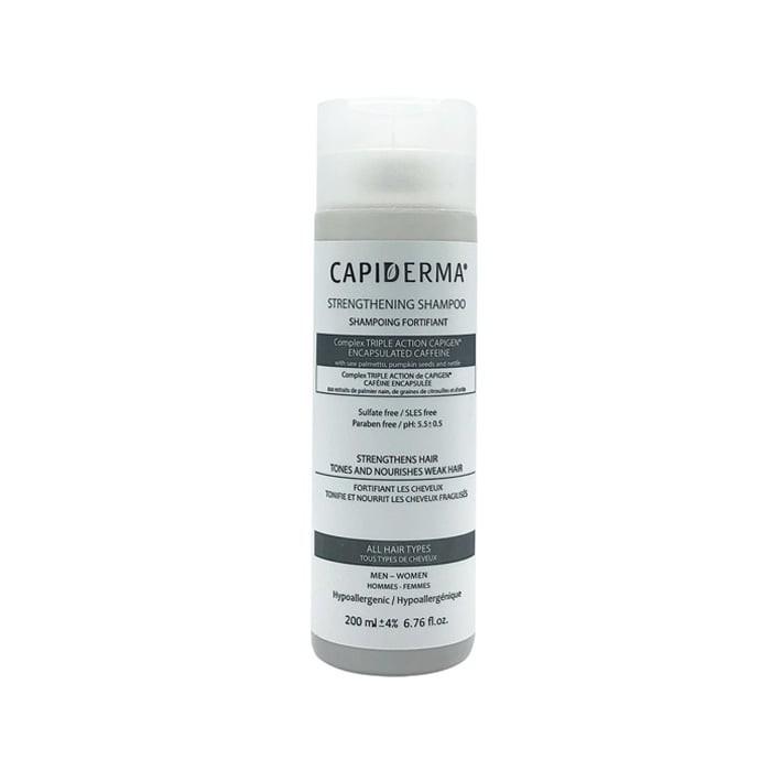شامپو تقویت کننده و ضد ریزش Capiderma