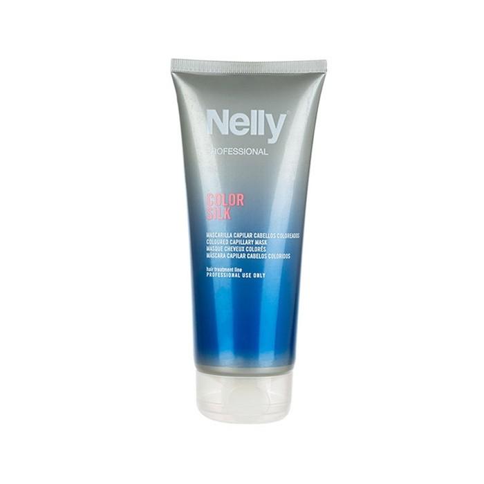 ماسک تثبیت کننده و تقویتی موی رنگ شده Nelly